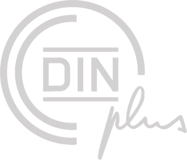 din plus logo